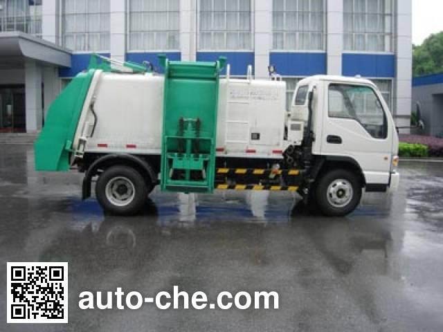 JAC HFC5071TCAK1T food waste truck