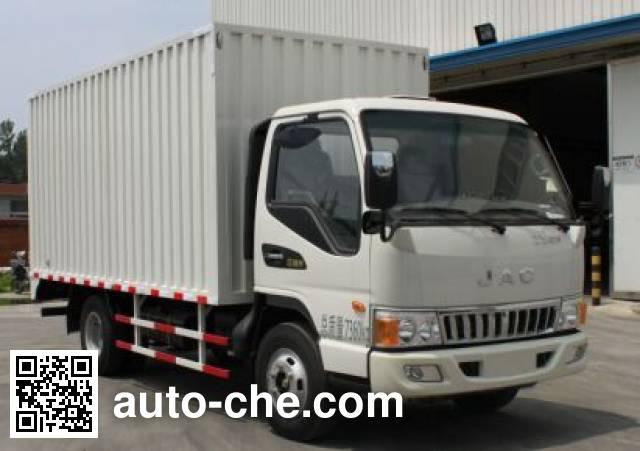 JAC HFC5071XXYP82K5C2Z box van truck