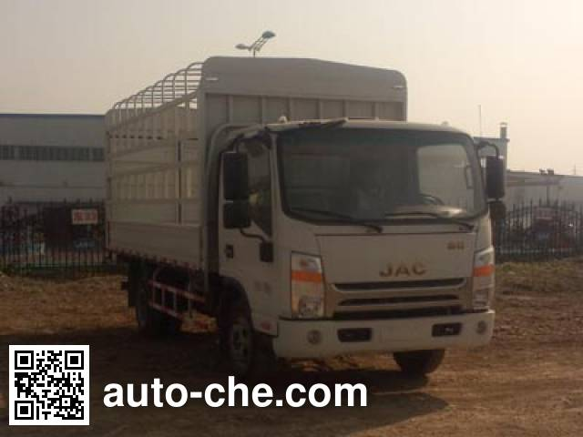 JAC HFC5048CCYP71K1C2 stake truck