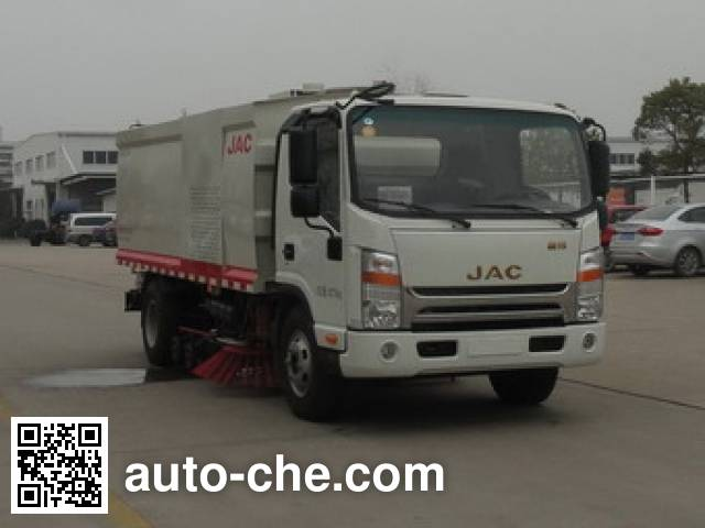 JAC HFC5080TXSVZ street sweeper truck