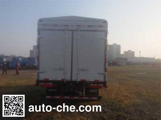 JAC HFC5056CCYP71K1C6V stake truck