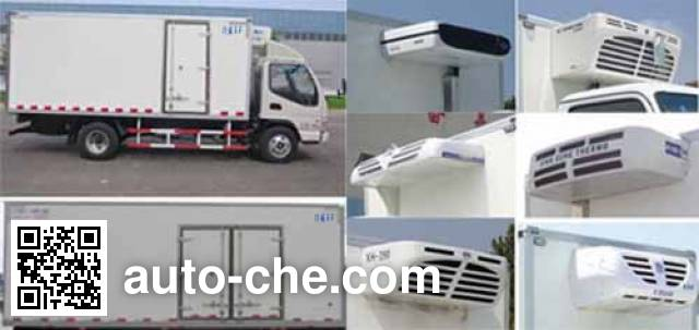 江淮牌HFC5081XLCP91K2C5冷藏车