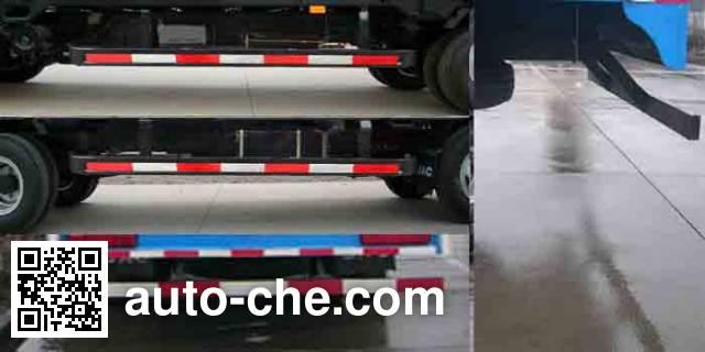 JAC HFC5056XXYP91K2C5 box van truck