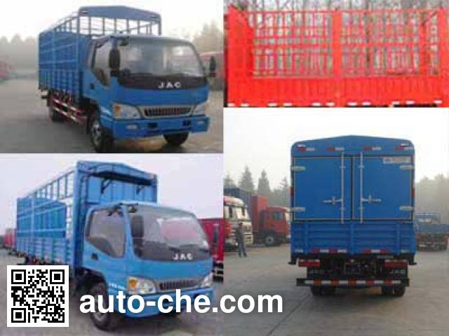 JAC HFC5091CCYP91K2C6V stake truck