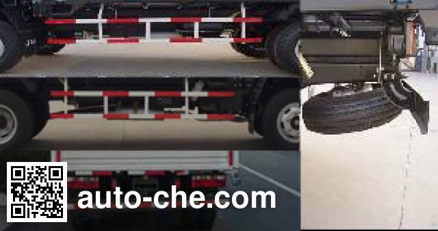 JAC HFC5043CCYP71K1C2 stake truck