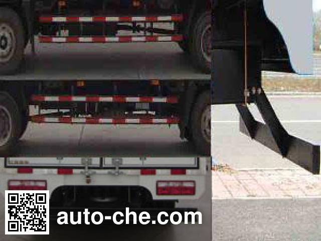 JAC HFC5101XLCP71K1D4 refrigerated truck