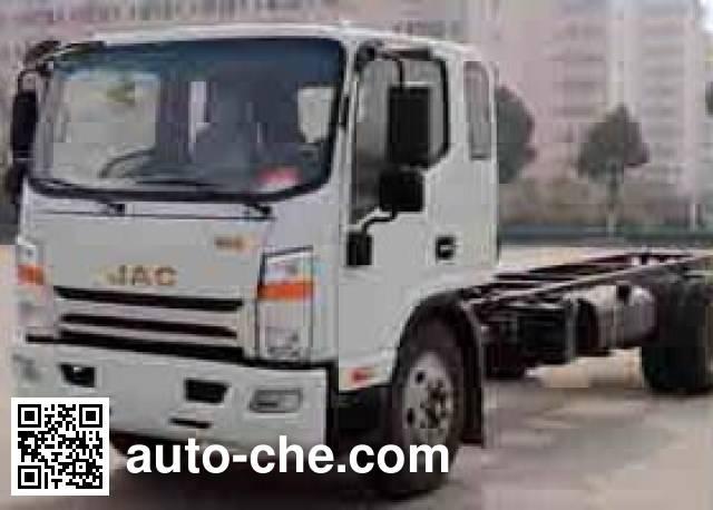 JAC HFC5101XXYP71K1D4 box van truck