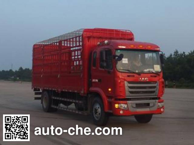 JAC HFC5111CCYPZ5K1D4BF stake truck