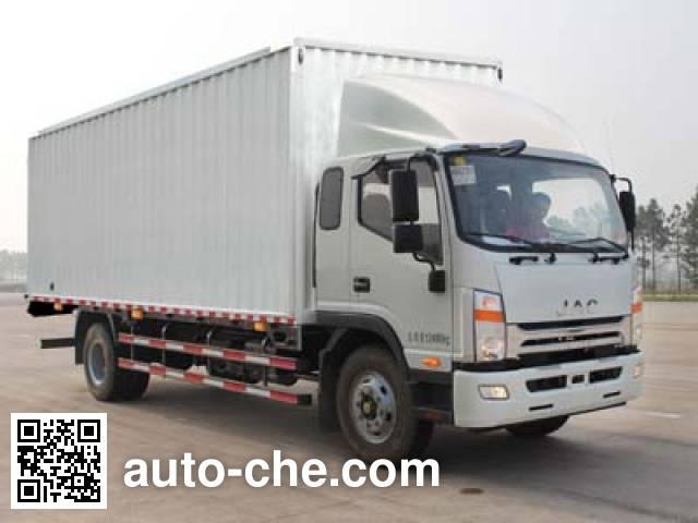 JAC HFC5120XXYP70K1E1V box van truck