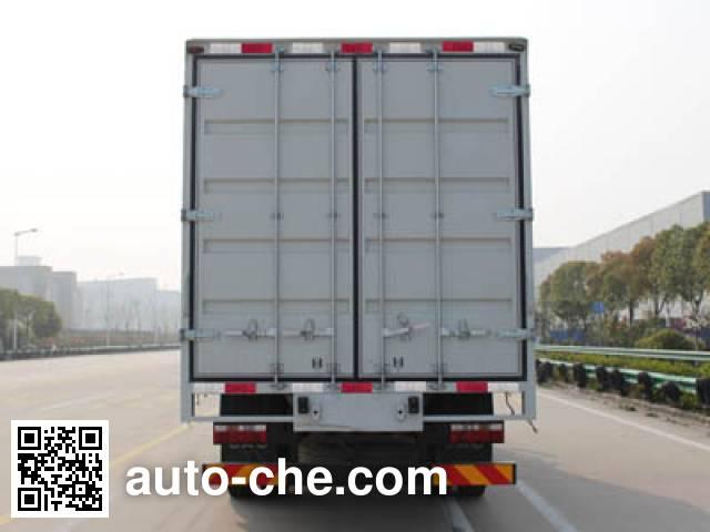 JAC HFC5121XXYP70K1E1V box van truck