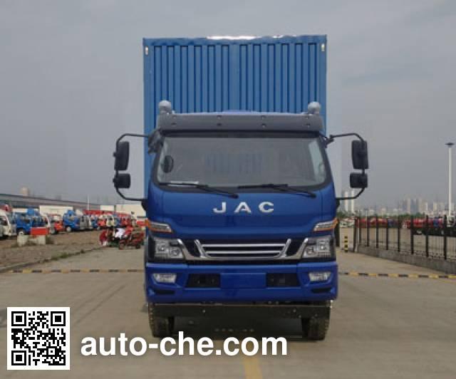 JAC HFC5130XXYP81K3E1 box van truck