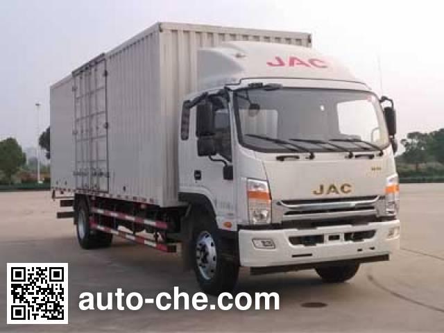 JAC HFC5141XXYP70K1E3V box van truck