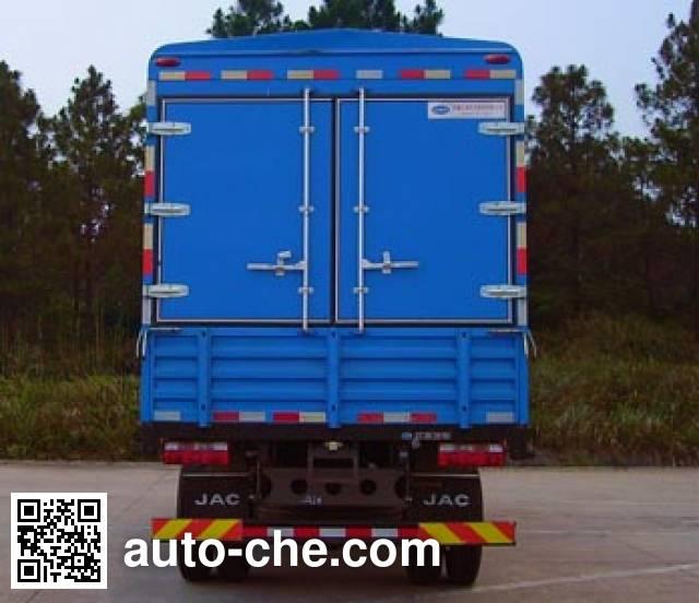 JAC HFC5151CCYP70K1D4 stake truck