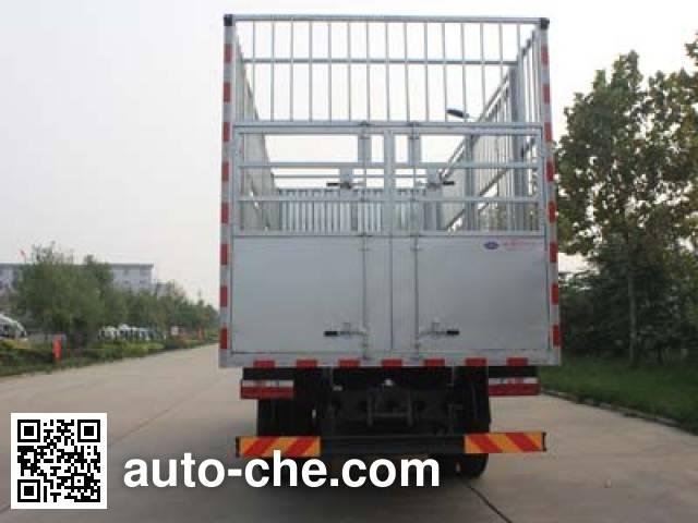 江淮牌HFC5160CCQP91K1E1V畜禽运输车