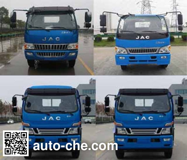 JAC HFC5140CCYP91K1E1V stake truck