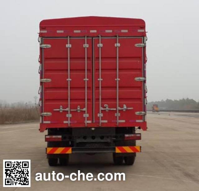 JAC HFC5140CCYPZ5K1E1V stake truck