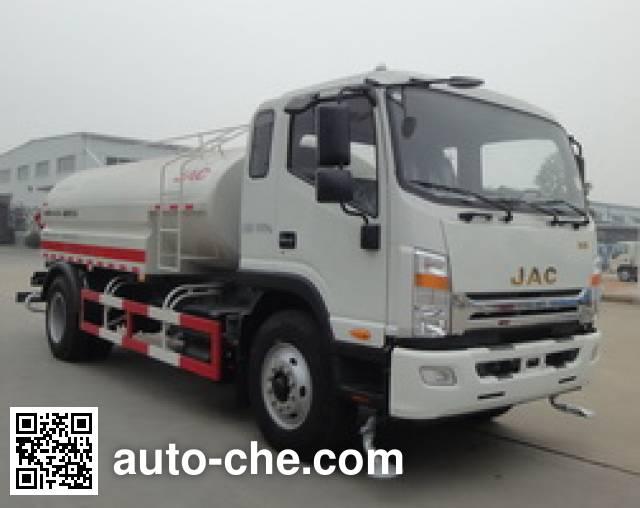 JAC HFC5160GPSZ sprinkler / sprayer truck