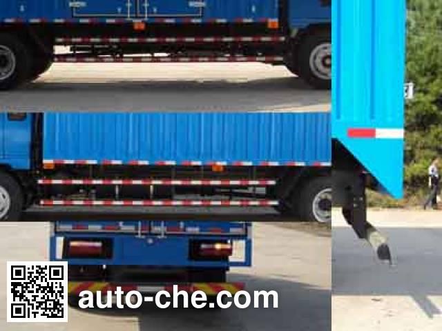 JAC HFC5140XXYP91K1E1V box van truck