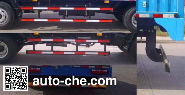 JAC HFC5160XXYPB91K1D2 box van truck
