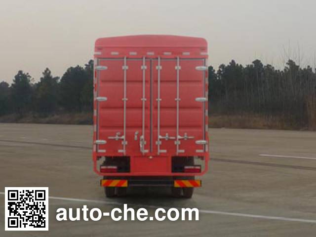 JAC HFC5161CCYP3K1A47S2V stake truck