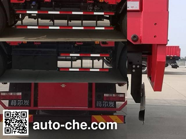 JAC HFC5151CCYP3K1A50S3V stake truck