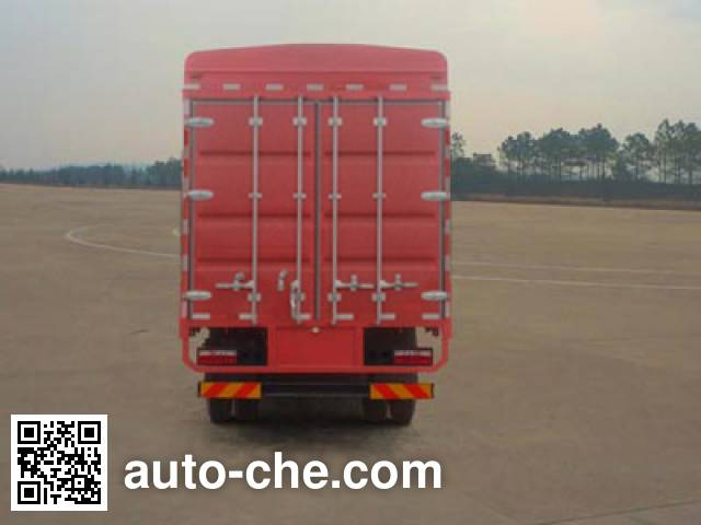 JAC HFC5141CCYP3K1A50S2V stake truck