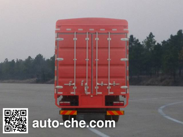 JAC HFC5161CCYP3K1A50S3V stake truck