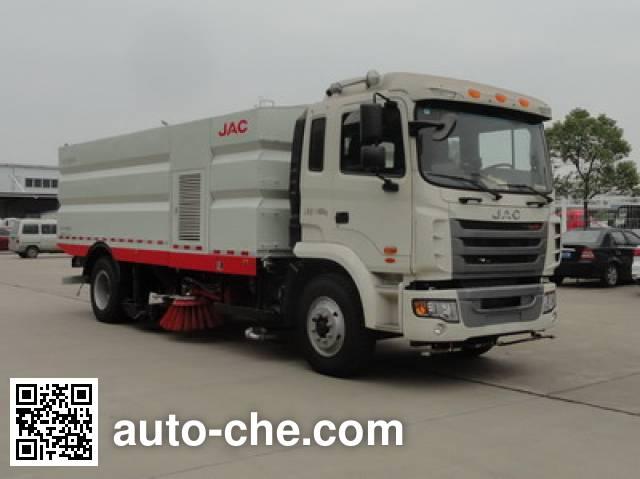 JAC HFC5161TXSVZ street sweeper truck