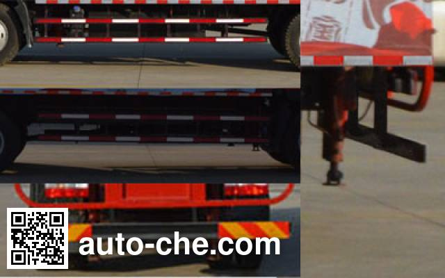 JAC HFC5161XWTP3K1A47V mobile stage van truck