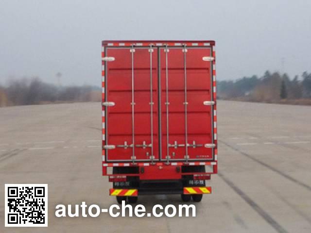 JAC HFC5161XXYP3K1A50S2V box van truck