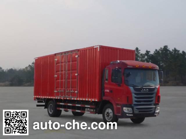 JAC HFC5161XXYP3K1A57S3V box van truck