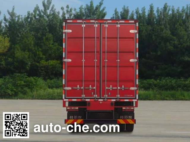 JAC HFC5161XXYP3K2A57S2V box van truck
