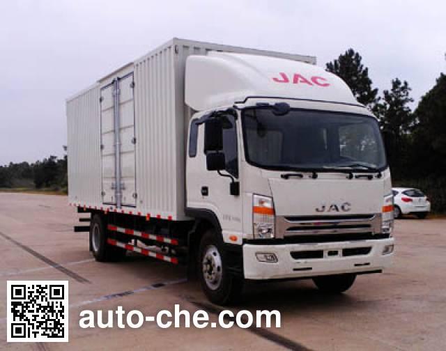 江淮牌HFC5141XXYP70K2D4V厢式运输车