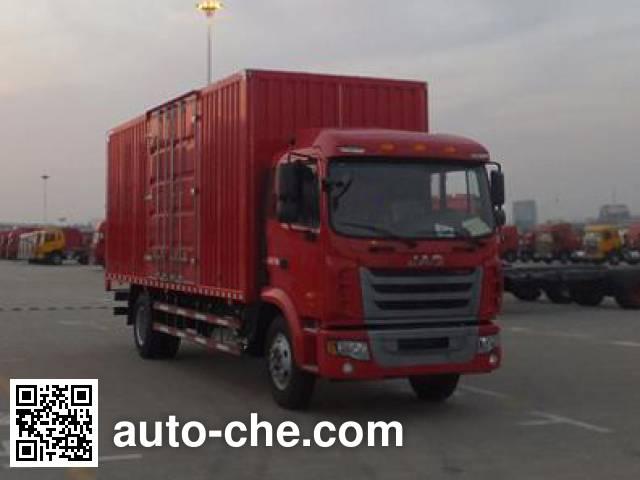 JAC HFC5161XXYP3K1A57F box van truck