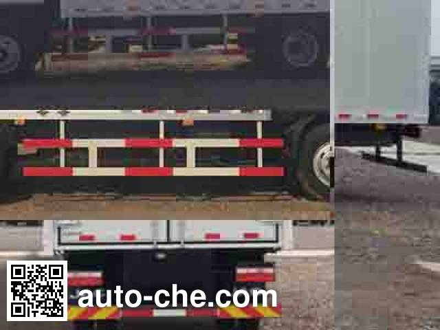 JAC HFC5161XYKP70K1D4V wing van truck