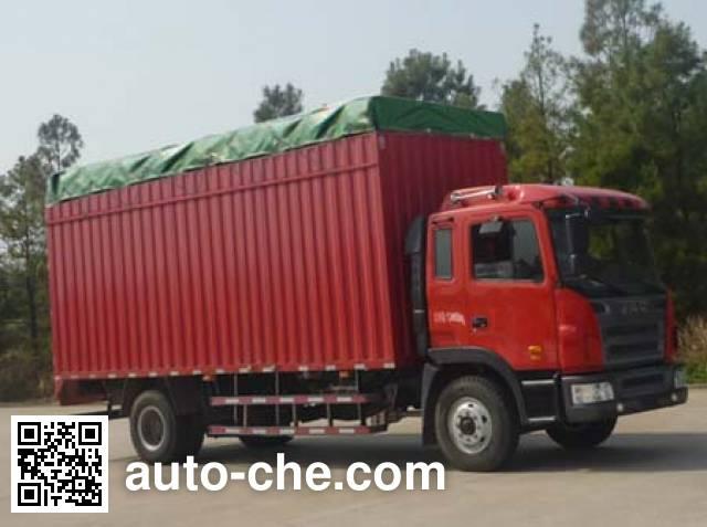 JAC HFC5162XXBK2R1T soft top box van truck