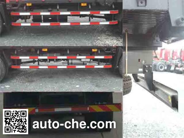 JAC HFC5166XXBK1R1ZT soft top box van truck