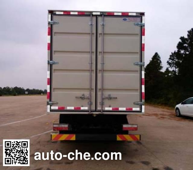 JAC HFC5142XXYP70K1E1V box van truck