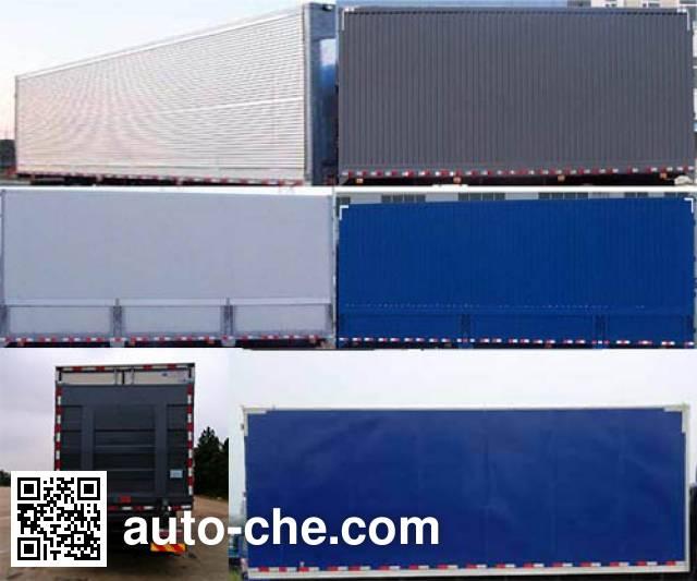 JAC HFC5162XYKP70K1E3V wing van truck