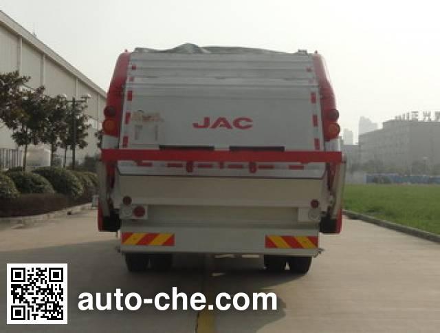 江淮牌HFC5163ZYSVZ压缩式垃圾车