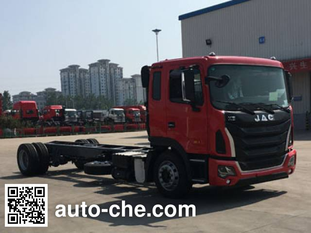 JAC HFC5181XXYP1K4A64V van truck chassis