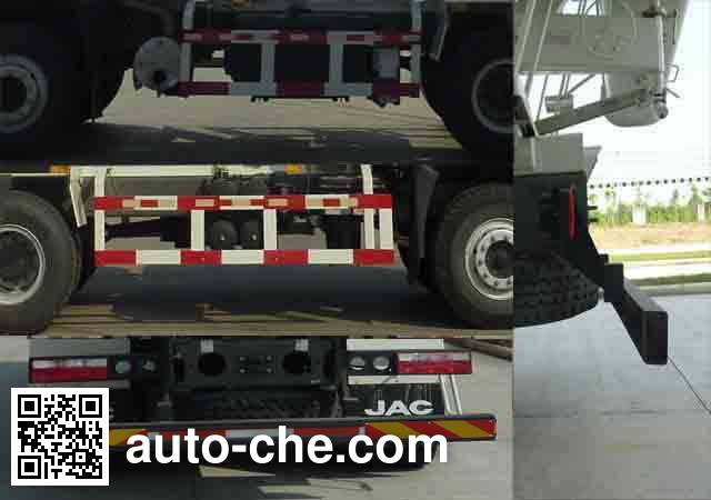 JAC HFC5241GJBP1K4E43F concrete mixer truck