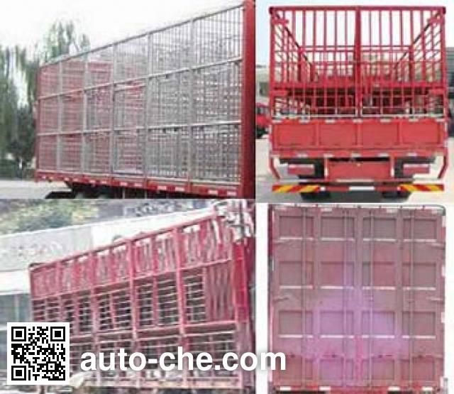 江淮牌HFC5251CCQP2K2D42V畜禽运输车