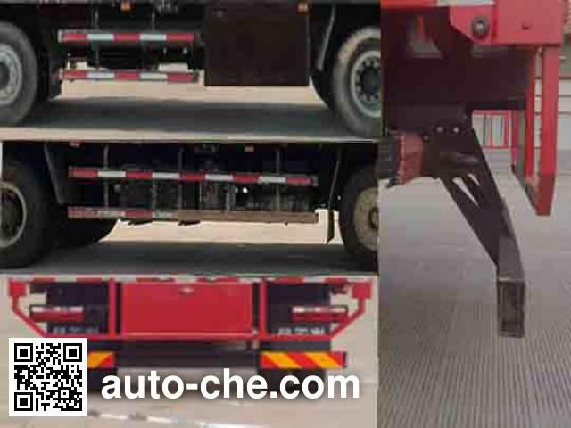 JAC HFC5251CCYP2K3D42S1V stake truck