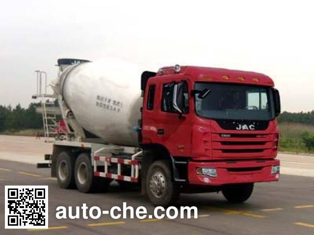 JAC HFC5251GJBKR1LT concrete mixer truck