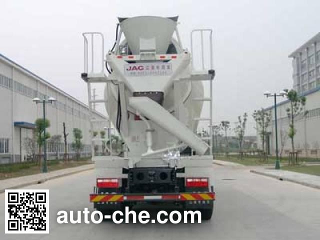 JAC HFC5251GJBL1F concrete mixer truck