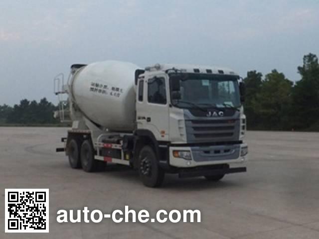 JAC HFC5251GJBP1K5E41F concrete mixer truck