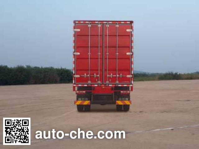 JAC HFC5251XXYP1K4D54S7V box van truck