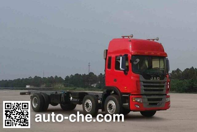 JAC HFC1251P2K3D42S2V truck chassis