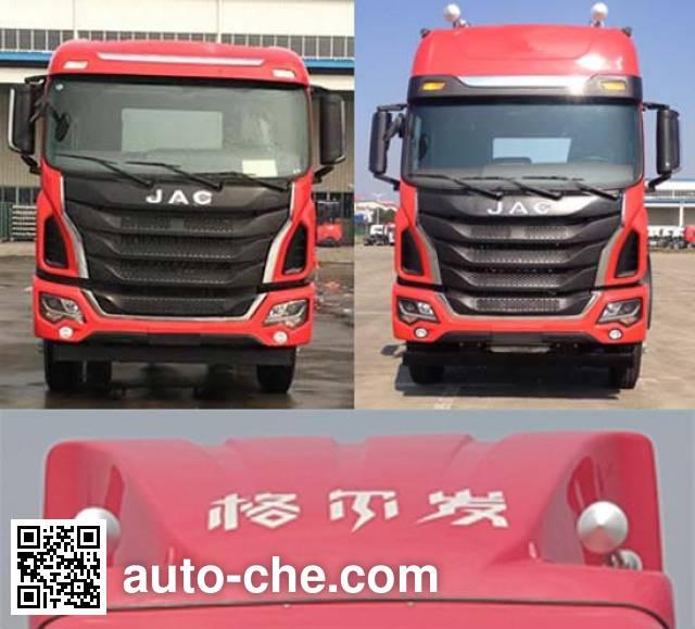 JAC HFC5251XYKP2K2D54V wing van truck